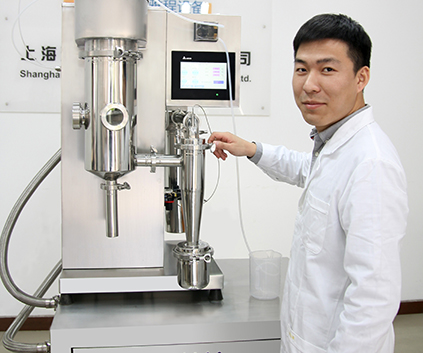 YC-501有机溶剂喷雾干燥机
