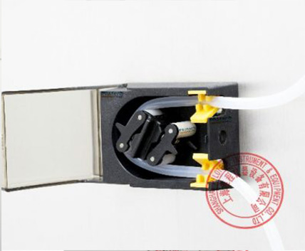 YC-018中试型喷雾干燥机蠕动泵