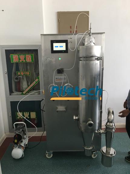 小型喷雾干燥机在洗衣粉行业上的应用