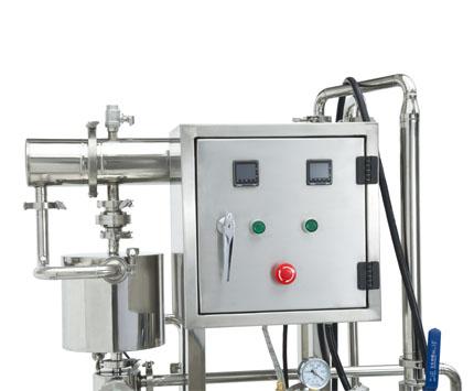 YC-010 10L小型多功能提取罐