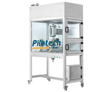 YC02 微型超高温杀菌机充填室