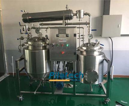雅程多功能提取浓缩回收机组