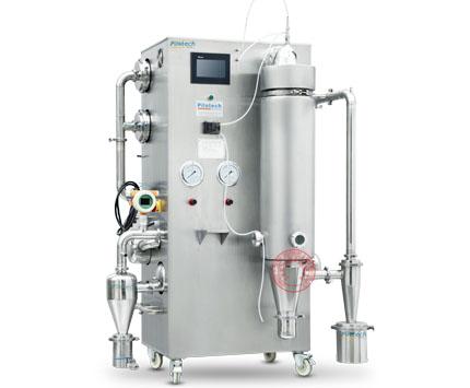 yc018a 实验室中试型有机溶剂喷雾干燥机